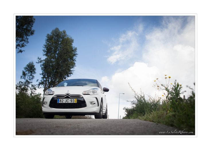 Citroen DS3 Photo shooting by Lá-Salete Ribeiro