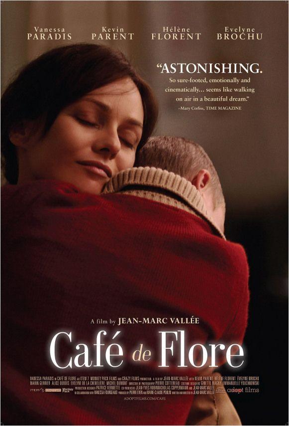 French romances streaming on Netflix: Cafe de Flore #divorce