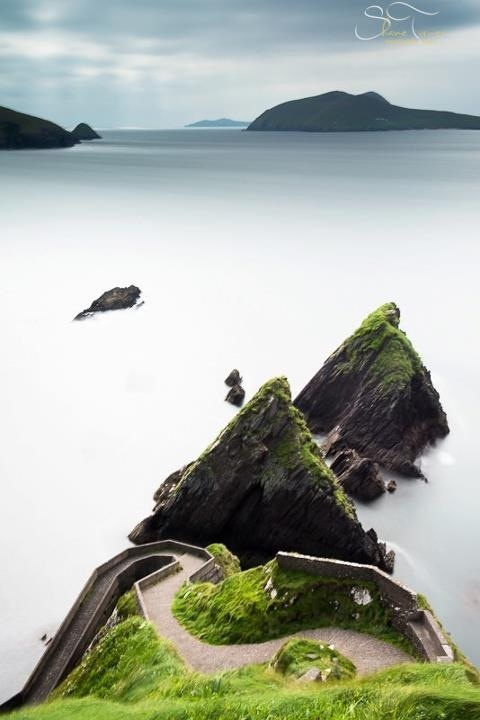Dunquin pier Dingle Ireland