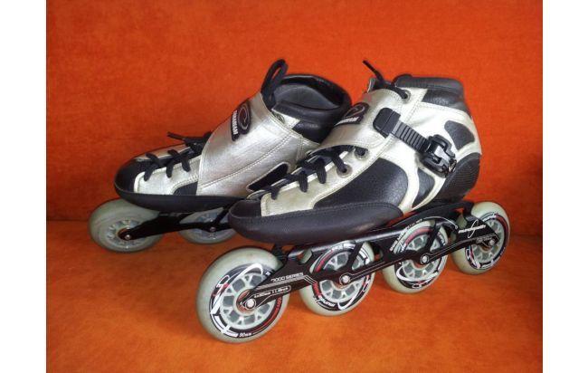 vendo patines en linea canariam