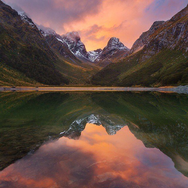 Lake MacKenzie, New Zealand | Photography by © Dylan Toh & Marianne Lim (@everlook_photography) #EarthOfficial