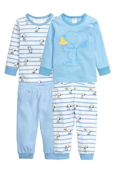 H&M -2-pack pyjamas £12.99