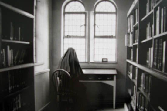 The Library in the Monastery, 1989