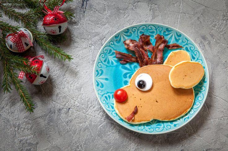 Recettes de Noël pour enfants : les plats  principaux #idee #recette #enfant #noel #recettenoel #reveillon