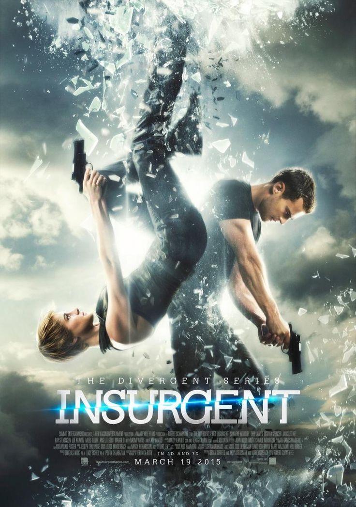 La serie Divergente: Insurgente (2015) - FilmAffinity