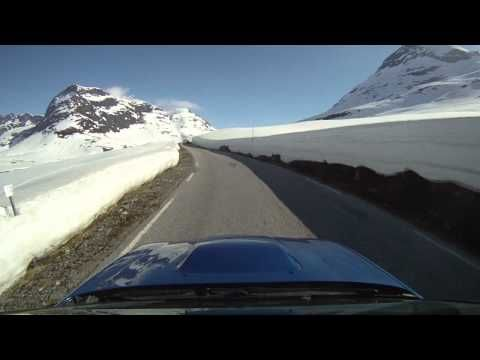 Driving Trollstigen in Thunder Storm (FULL HD HQ, Norway) - YouTube