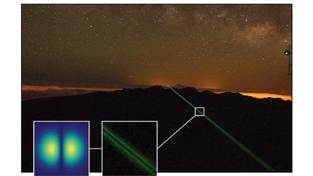 Un láser logra un récord cuántico en suelo español «Hello World!». Este es el mensaje con el que un equipo de investigadores de la Universidad de Viena (Austria) y del Centro Max Planck de Fotónica ... http://sientemendoza.com/2016/11/22/un-laser-logra-un-record-cuantico-en-suelo-espanol/