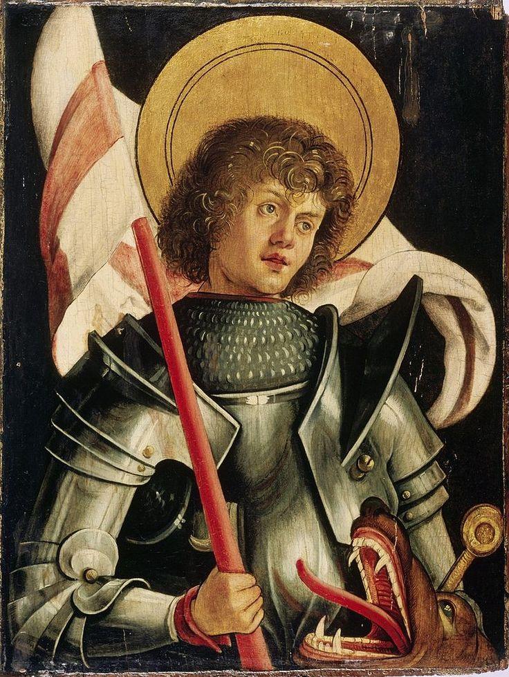Hans Süß von Kulmbach (zugeschr.) - Heiliger Georg.jpg