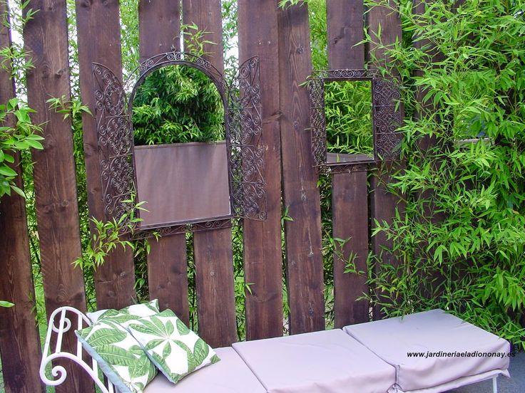 Jardineria Eladio Nonay: JARDÍN RECIBIDOR (Jardinería Eladio Nonay)