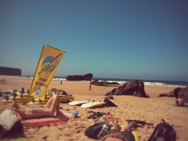 Sagres surf spot   Portugal