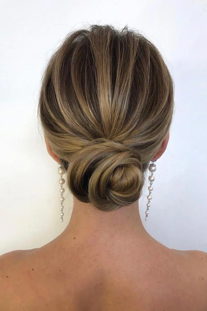 33 Amazing Prom Hairstyles For Short Hair 2020 In 2020 Prom Hairstyles For Short Hair Short Hair Styles Bun Hairstyles