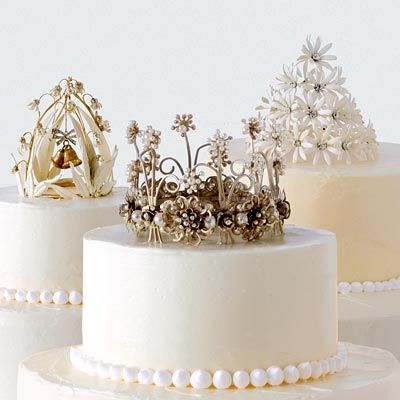 Winter Wedding Cake Toppers Winter wedding cake topper