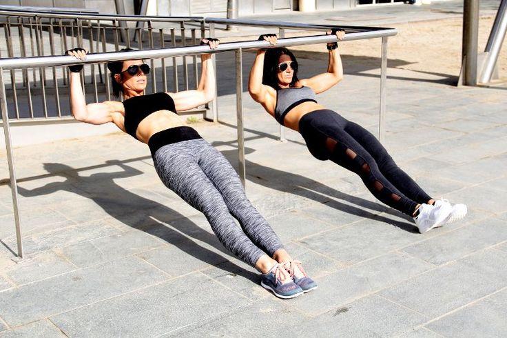 Fortalecer los músculos del tren superior es el objetivo de esta rutina ejercicios con peso corporal para torso. Prácticamente no necesitas aparatos.