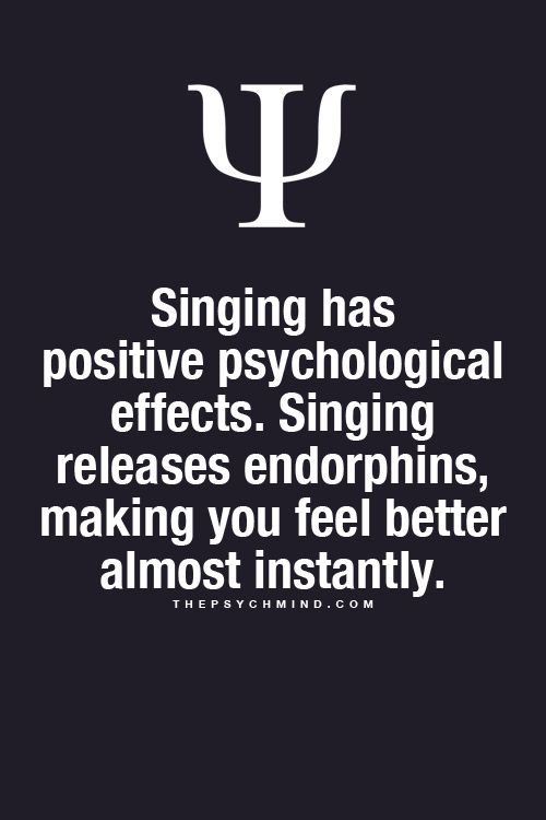 Doesn't matter if you're GOOD or not!  And if you absolutely can't sing, just keep the music alive in your mind :)