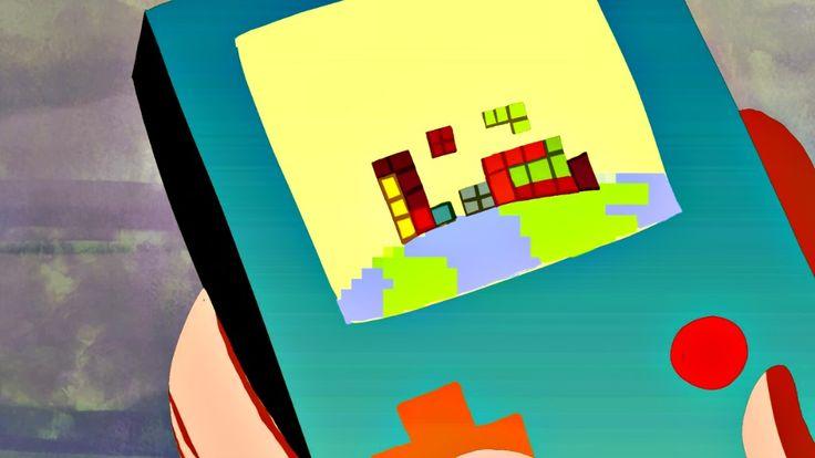 Video that explains climate change with Tetris