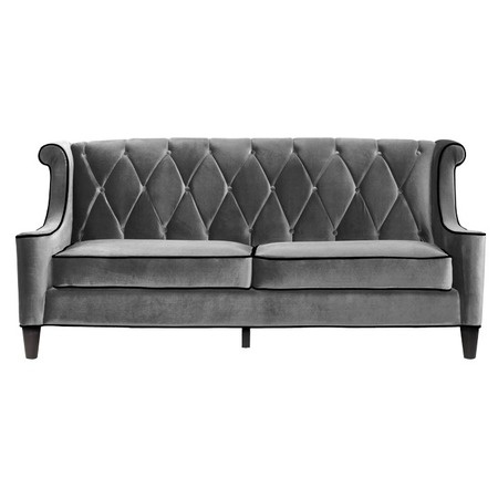 I pinned this Armen Living Barrister Sofa from the SAS Interiors event at Joss and Main!Decor, Armen Living, Barrister Sofas, Living Room, Furniture, Studios Couch, Velvet Sofas, Living Barrister,  Day Beds