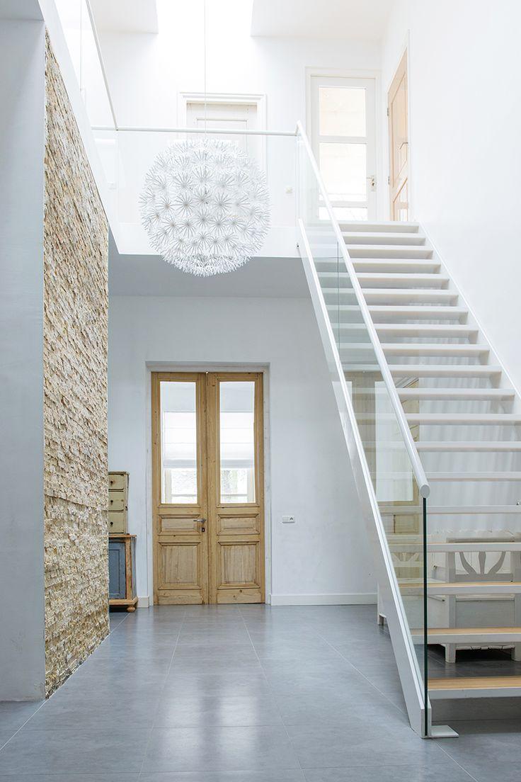 1000 images about binnenkijken on pinterest tes brocante and utrecht - Deco corridor zwart wit ...