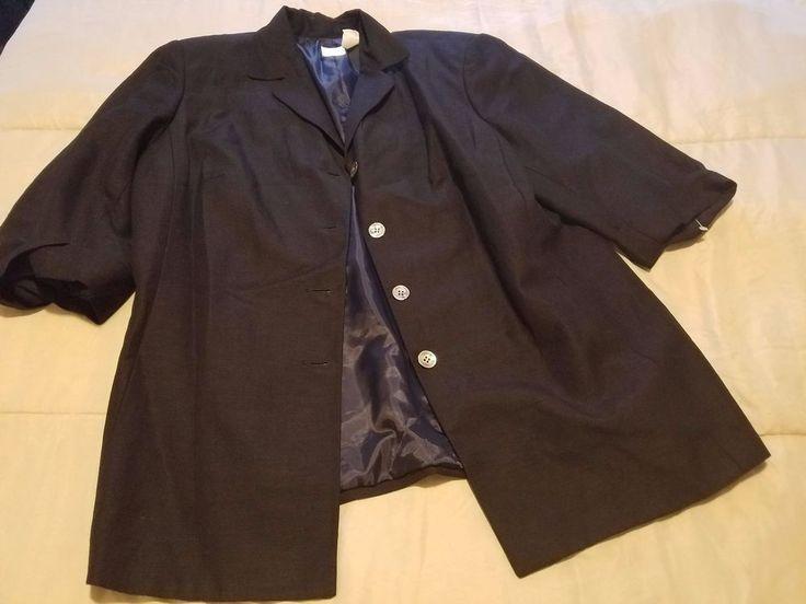 Emma James ladies linen 3/4 sleeve blazer size 16W #EmmaJames #BlazerCheck out Emma James ladies linen 3/4 sleeve blazer size 16W #EmmaJames #Blazer http://www.ebay.com/itm/Emma-James-ladies-linen-3-4-sleeve-blazer-size-16W-/263102767035?roken=cUgayN&soutkn=rjT9VW via @eBay