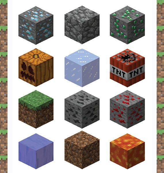 how to clear blocks in minecraft