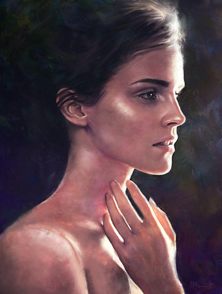 Emma by imorawetz.deviantart.com on @DeviantArt