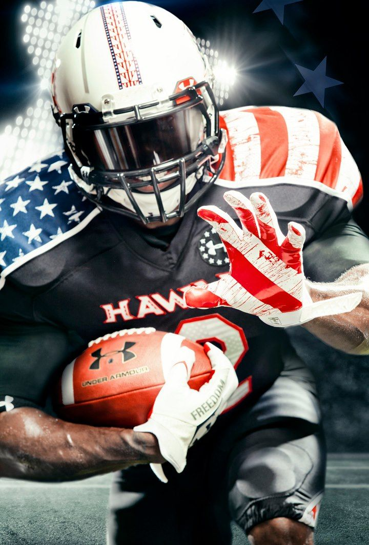 Hawaiis wounded warrior project tribute jersey football