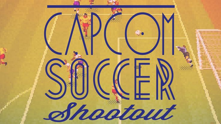 Remember the Capcom Soccer Shootout for SNES? Look at those goals!