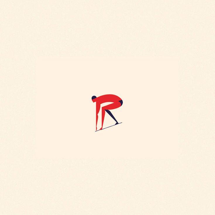 Animated GIFs Celebrating the U.S. Olympic Team for Ralph Lauren – Fubiz Media
