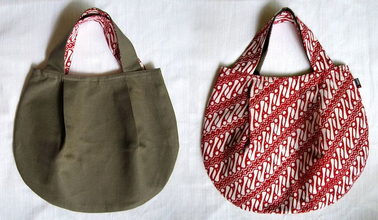 9-003 Sand/Red Sipat Lodong Handbag by sheilad on Etsy