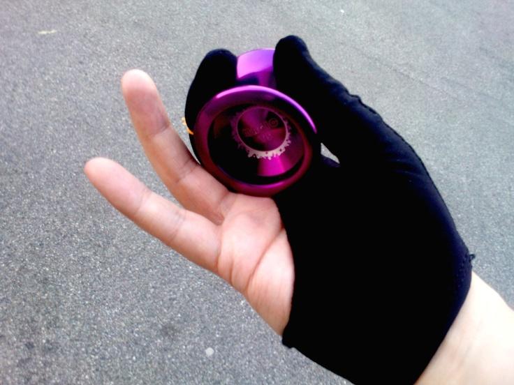 Magic Yoyo T5 Overlord  Euro-Yo Glove