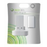 Xbox 360 Quick Charge Kit (Video Game)By Microsoft Software