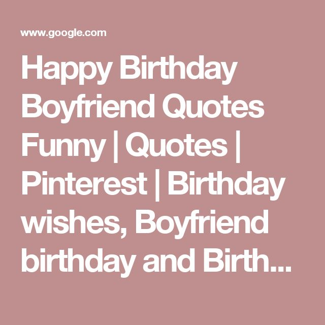 25+ Best Ideas About Boyfriend Birthday Wishes On