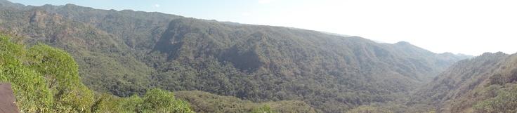 Parque Nacional El Imposible, Ahuachapan, El Salvador. Reserva nacional protegida.