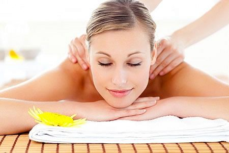 Home spa Massage Therapy