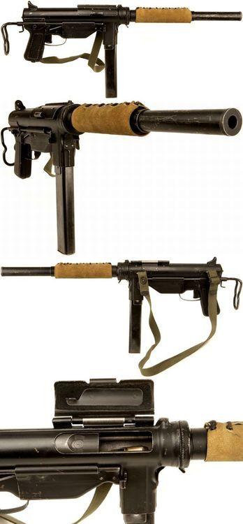 oa-ar15:  Grease Gun
