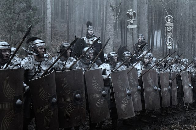 Centurion (film) – Dominic West.  A look at Centurions. ~S  #Roman #Army #Military