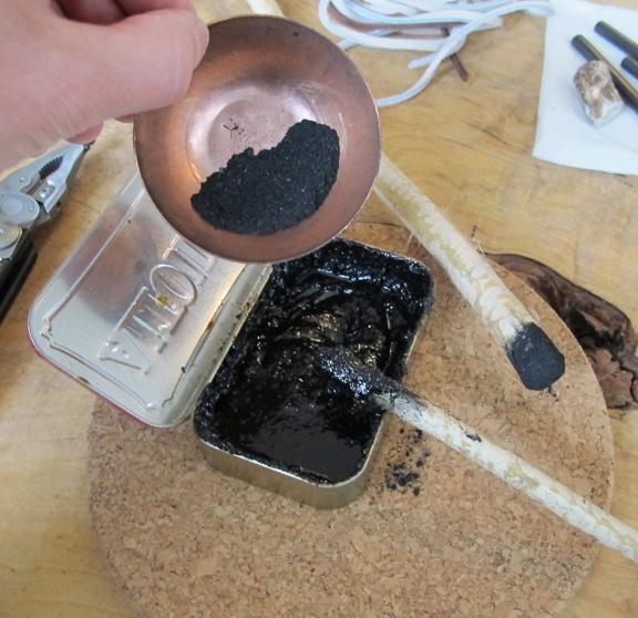 How To Make Pine Resin Glue+