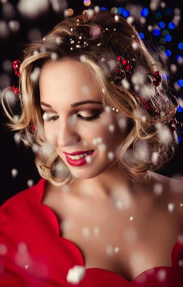 #makeup #winter #christmasmakeup #christmas #beauty
