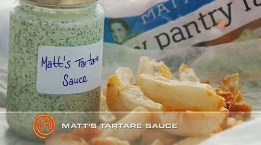 The Essential… Matt's Tartare sauce