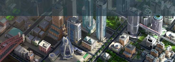 SimCity (5). Coming 2013. I hope it's anywhere as good as 4 was. I am so stoked!