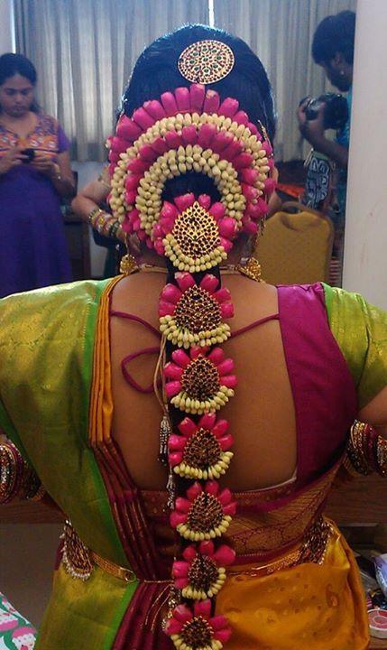 Beautiful jadai for wedding