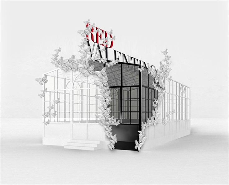 Red Valentino Pop-Up Store