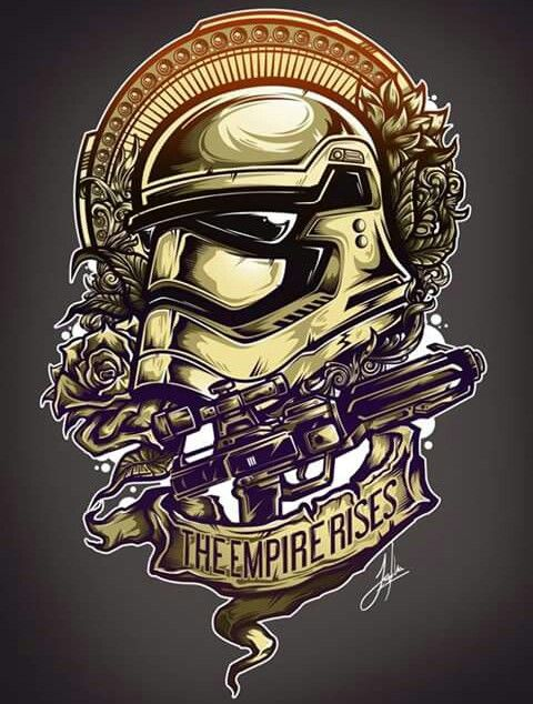 "~~""The Empire Rises""~~"