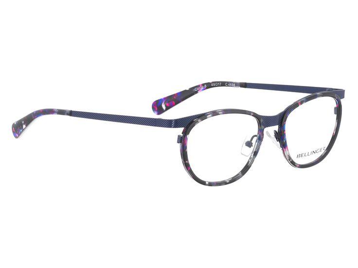 BELLINGER CIRCLE-8-4698 #bellinger #frameoftheday #danishdesign #metalcomb #frames #eyeglasses #daretobedifferent #eyewear