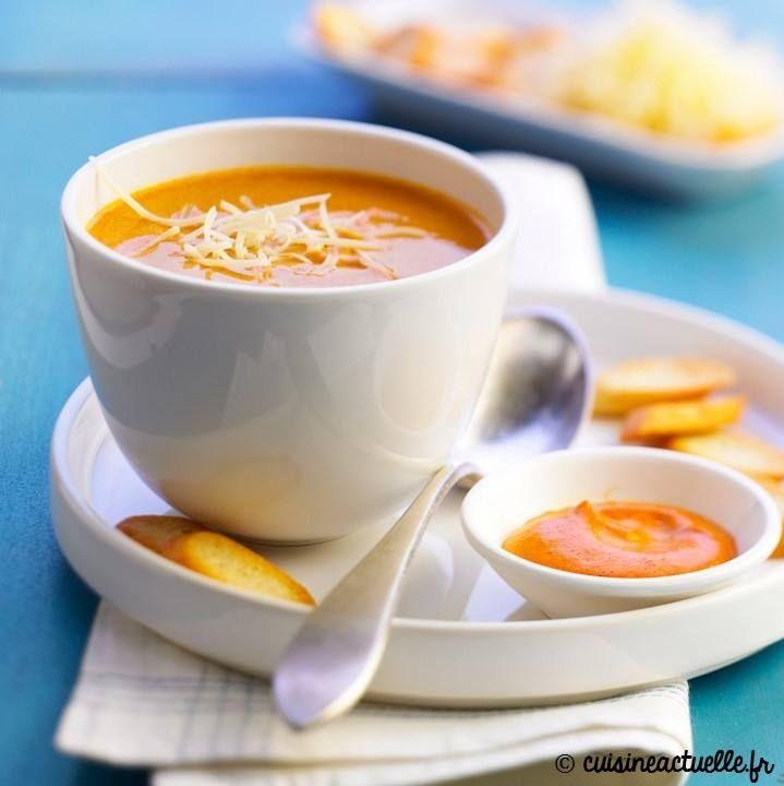 Ouaiiiis une soupe de poisson, j'adore ça <3 => http://ow.ly/pO0M308BRHM