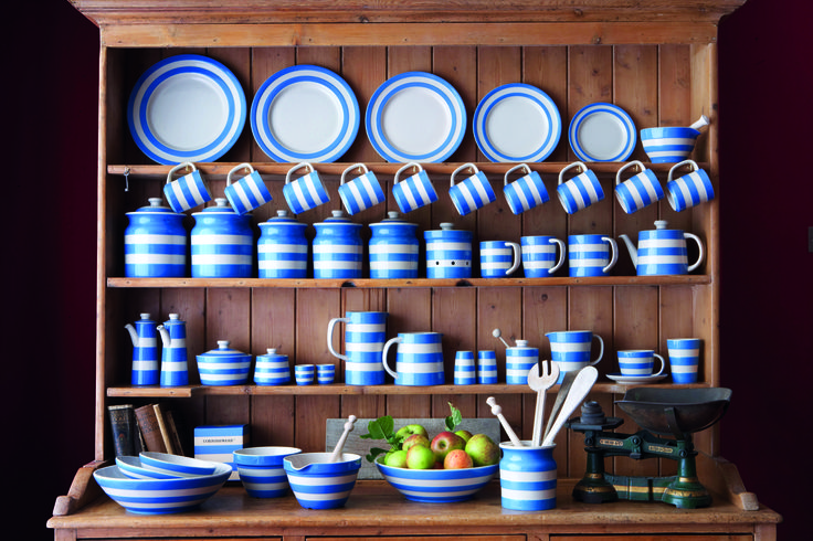 As a thank you for your interest in Cornishware on Pinterest we want to give you 20% off your next order, offer ends Sunday 5th March. http://www.cornishware.co.uk/pinterest-discount