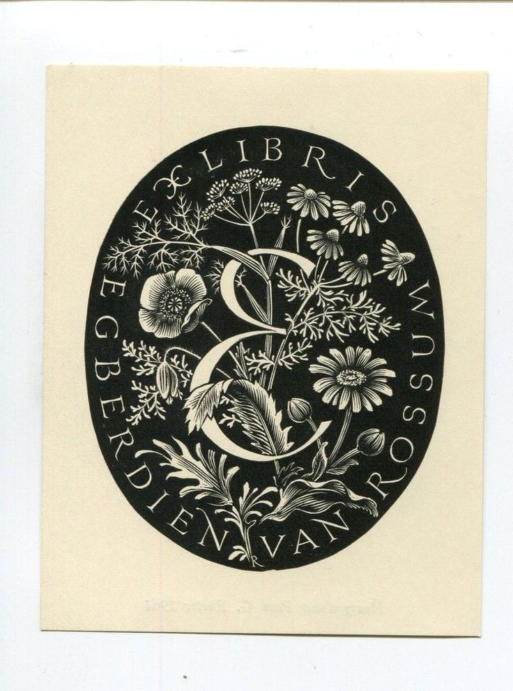 E. DOLATOWSKI 30 BOOK PLATE/Graphic Collection
