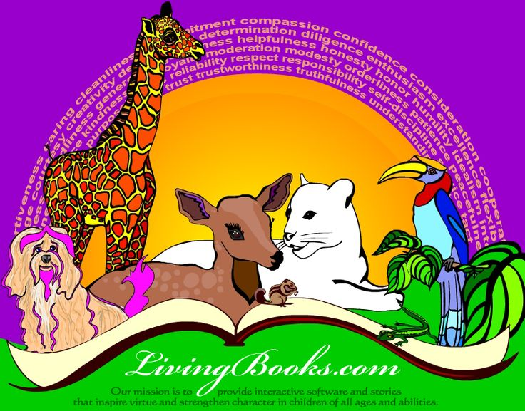 Livingbooks.com - Online stories and activities for children of all ages and abilities.
