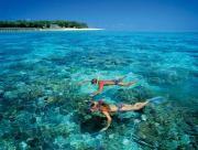 Green Island Reef - Queensland Islands, Australia (see also Magnetic Island)
