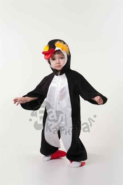 Детский маскарадный костюм пингвина