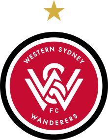 Logo of Western Sydney Wanderers FC.svg